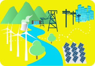 Énergie et réseaux électriques
