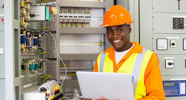 Image Électricien installateur électricien - métiers de l'électricité